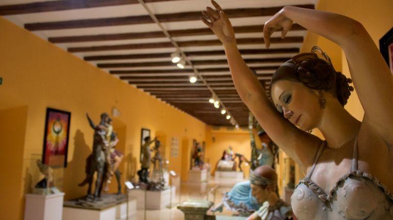 El Museo Fallero presenta novedades para una mejora de la experiencia museística
