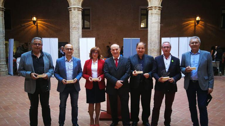 Las agencias de viajes galardonan a Turisme CV y al Aeropuerto de Castellón por su compromiso y colaboración con este sector y la promoción de la Comunitat Valenciana