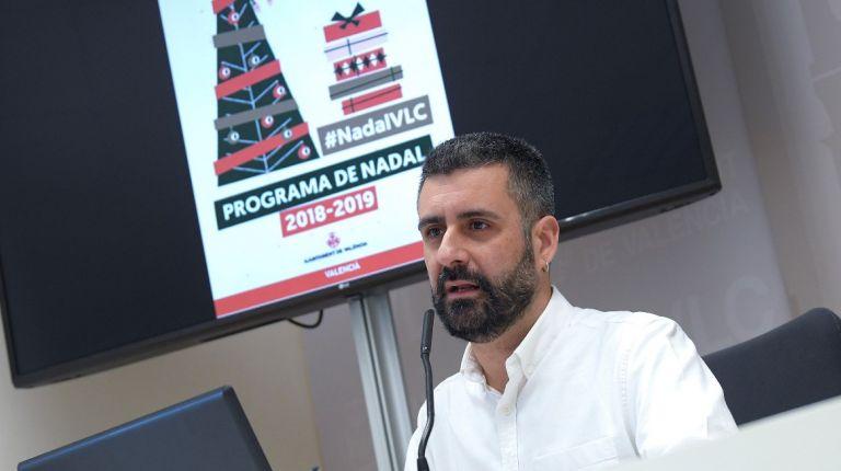 El programa de fiestas deNavidad en la ciudad de Valencia se distribuye por pueblos y barrios