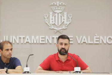 La Nit a la Mar de la Gran Fira llenará de música y espectáculo piromusical la Marina de Valencia