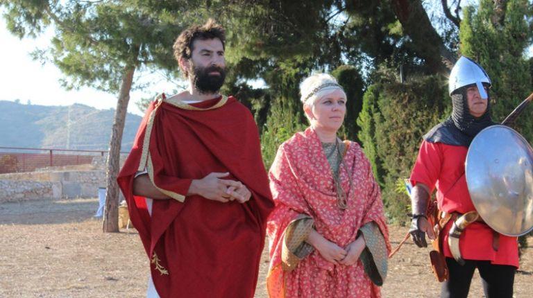 Visitas teatralizadas a Riba-roja de Túria: ¡hay que apuntarse!