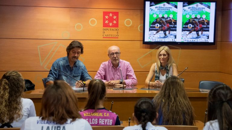 El Trofeo Pablo Herrera atraerá a 420 jugadores de toda España dentro de #CSEscenarioDeportivo