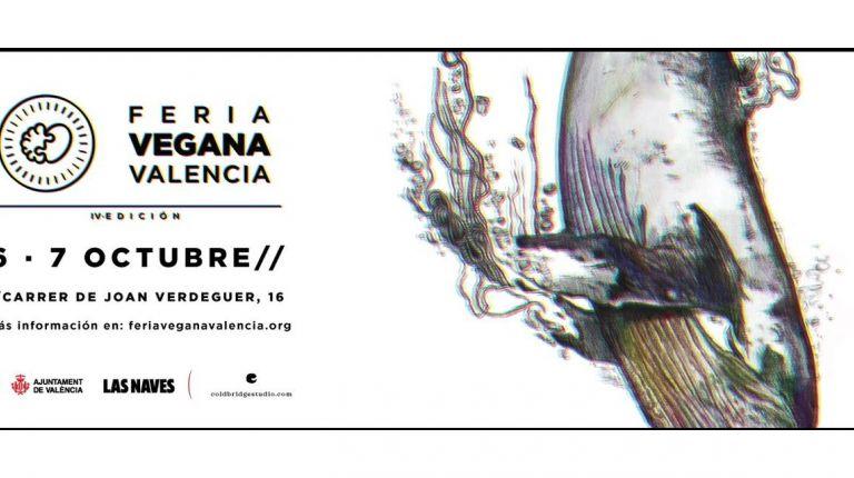 La Fira Vegana Valencia celebra su 4ª Edición en Las Naves