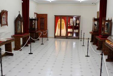 El monasterio de la Purísima Concepción de Benigànim incorpora nuevas piezas y abre una sala de exposiciones temporales