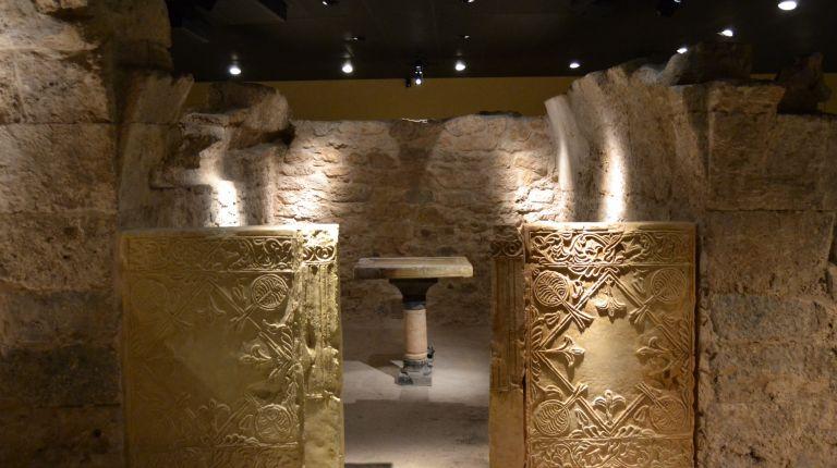La cripta arqueológica de la Cárcel de San Vicente Mártir de València