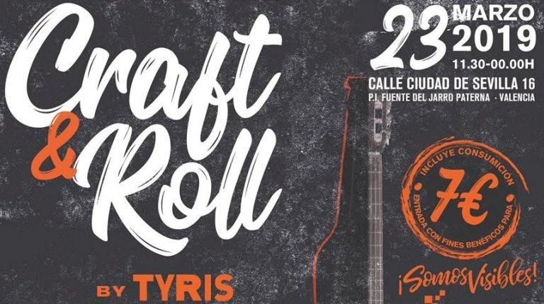 La Fábrica de Cervezas Tyris organiza un festival benéfico con comida, música y bebida