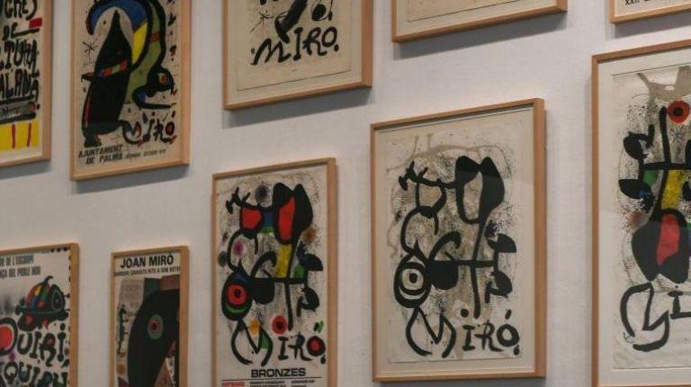 """El IVAM expone """"Joan Miró. Orden y desorden"""", con obras de colecciones privadas no expuestas hasta ahora"""