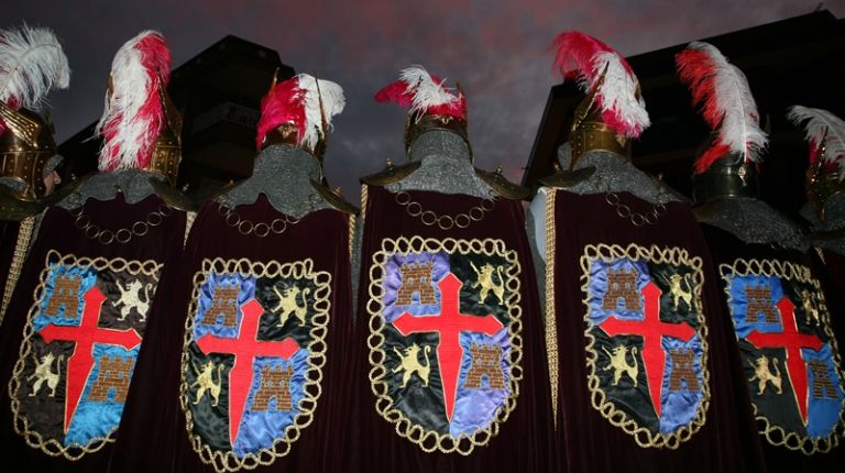 Las fiestas de Moros y Cristianos de Crevillent a punto de arrancar