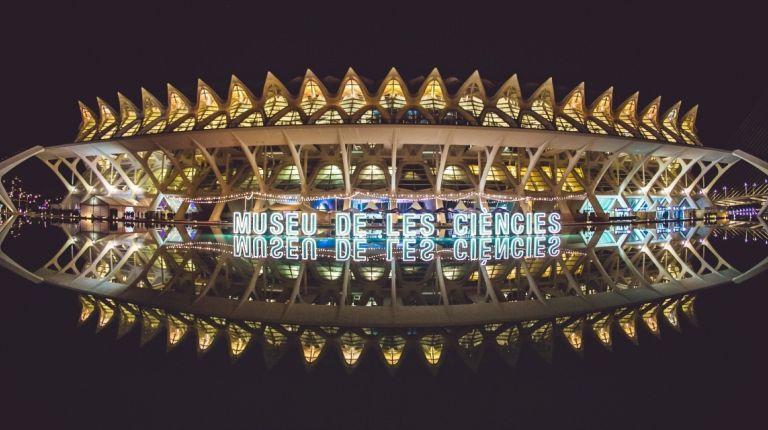 Valencia vibró con la nochevieja de la Ciutat de les Arts i les Ciències