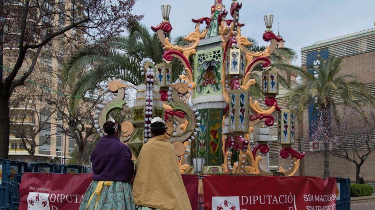 Las gaiatas de las Fiestas de la Magdalena se comprometen con el medio ambiente