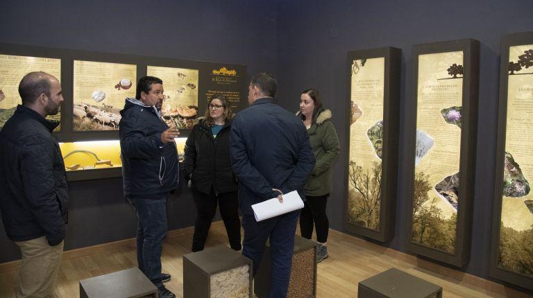 El turismo de experiencias se impulsa con el nuevo Centro de Interpretación del Rivet de Benassal