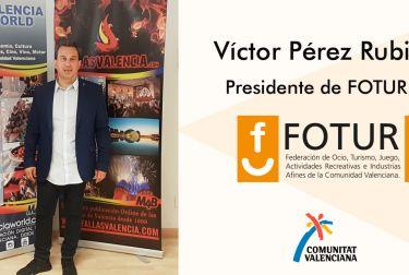 """Víctor Pérez: """"Los festivales en Valencia facturan tanto como la gastronomía y la cultura juntas"""""""