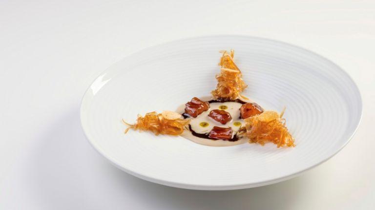La Chufa de Valencia se viste de alta cocina con Quique Dacosta