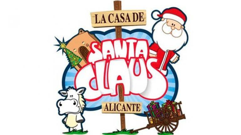¡Visite a Santa Claus en su casa de Alicante!
