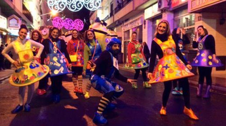 El Carnaval de Benidorm llenará la ciudad de colordel 2 al 5 de marzo