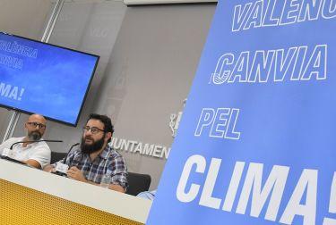 «València canvia pel clima» es la jornada para concienciar contra el cambio climático organizada por el Ayuntamiento de Valencia