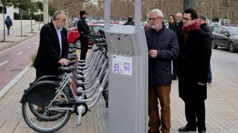 Con la Xufabike se conecta Alboraya y Valencia a pedales