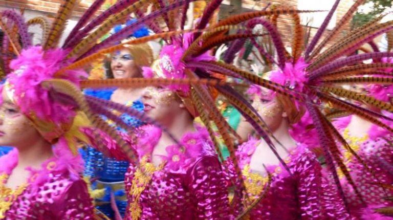 Preparen sus disfraces, ¡llegan los carnavales!