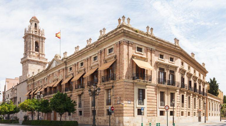 El convento de Santo Domingo de València