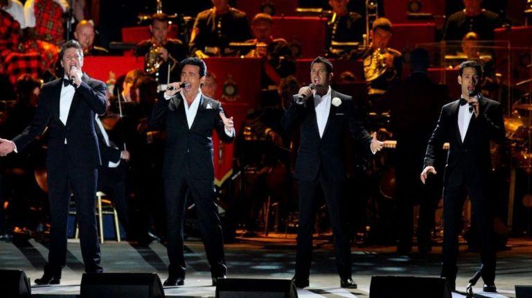 Il Divo trae la gira de su 15 aniversario el próximo 7 de septiembre a Valencia