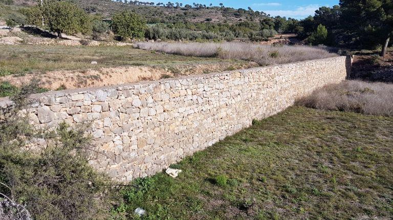 """Llíria cuenta con construcciones de tipo """"piedra en seco"""", que acaban de ser reconocidas como Patrimonio Cultural Inmaterial de la Humanidad"""
