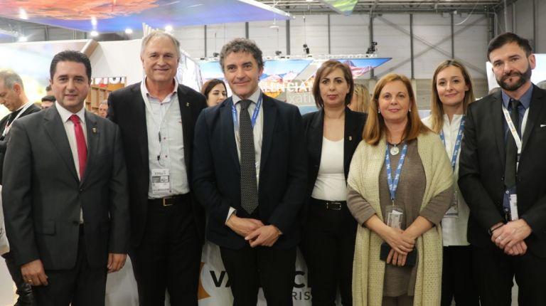 Llíria muestra sus novedades turísticas en Fitur 2020