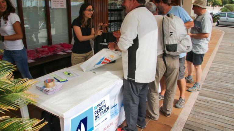 El Trofeo Peñón de Ifach vuelve a colgar el cartel de completo