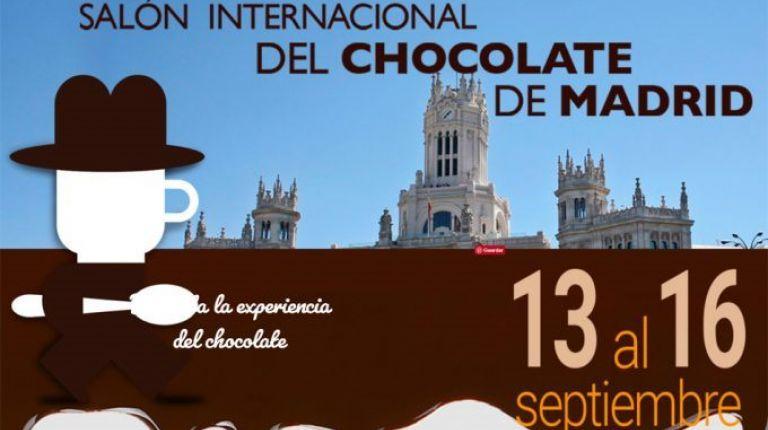 I Salón Internacional del Chocolate los días 14 al 16 de septiembre en Madrid