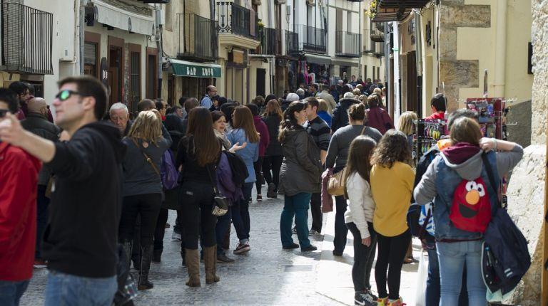 La provincia de Castellón prevé una Semana Santa con ocupaciones superiores al 80% en costa y 75% en interior