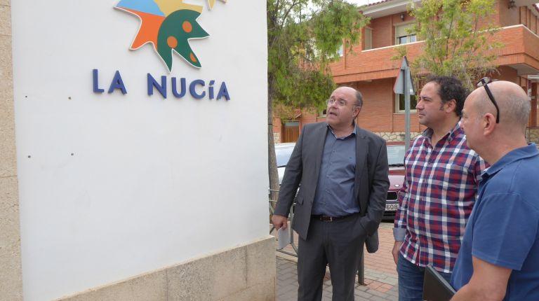 """La Oficina de Información Turística de La Nucia  se integra en la red """"Tourist Info"""""""