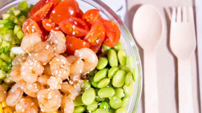 City Poké, la propuesta gastronómica saludable de dos jóvenes valencianos