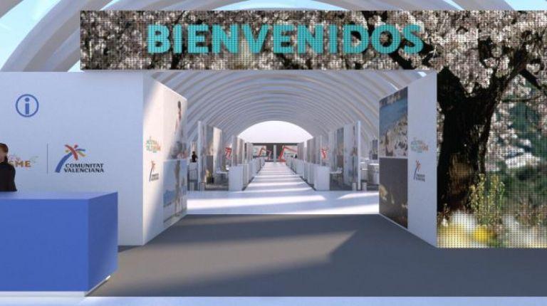 Primera edición de la Mostra de Turisme de la Comunitat Valenciana