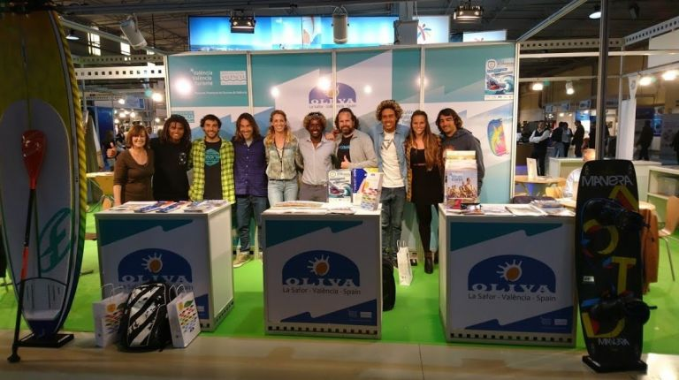 Oliva lleva todo su turismo náutico al Salón Internacional de Actividades Acuáticas de Alicante