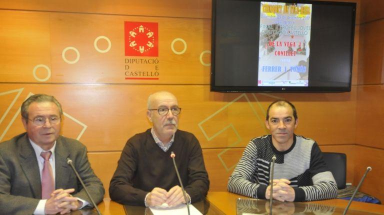 Vila-real acoge este viernes la gran final del II Trofeu Joves Diputació de Castelló de pilota valenciana
