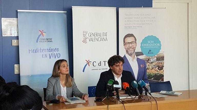 Colomer anuncia que la Comunitat Valenciana asistirá por primera vez con estand propio a la WTM de Londres y a la IBTM de Barcelona