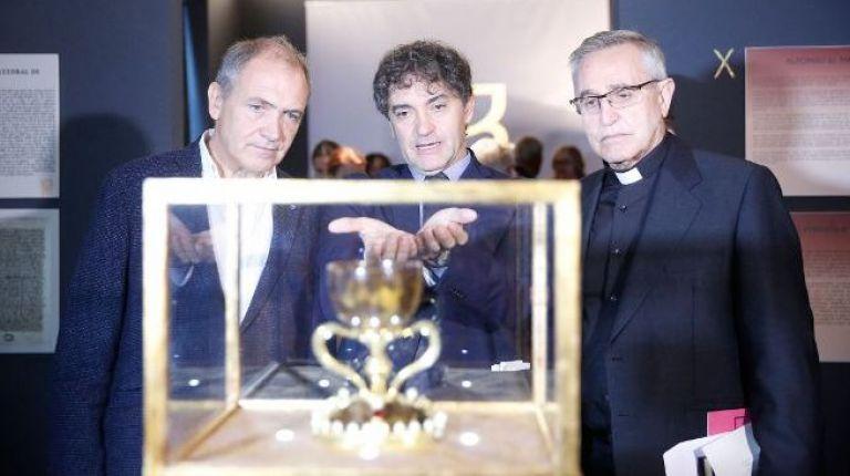 Valencia inaugura un Museo dedicado  al Santo Grial