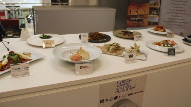 La XIX Mostra de Cuina Marinera muestra la mejor gastronomía de Villajoyosa