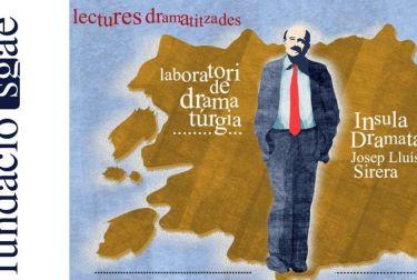 Lecturas dramatizadas de las obras del I Laboratorio de Dramaturgia 'Insula Dramataria Josep Lluís Sirera'
