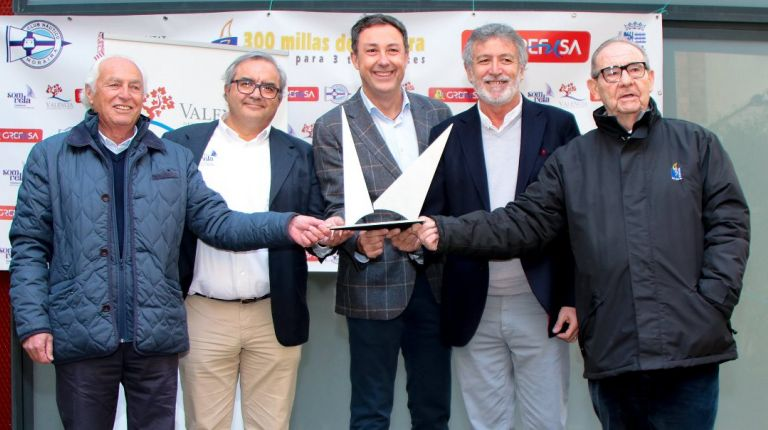 Las 300 Millas A3 Moraira, Trofeo Grefusa, se disputa el 23 de enero