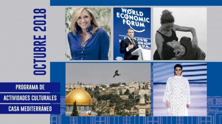Casa Mediterráneo dedica este mes a Israel su IV Encuentro con países mediterráneos