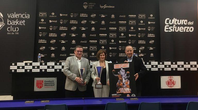 El pabellón de la Font de Sant LLuís acoge el domingo la XXV edición del Trofeu Ciutat de Valencia