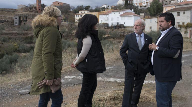 El Plan Castellón 135 apoya a los pueblos con una inversión de 12,4 millones