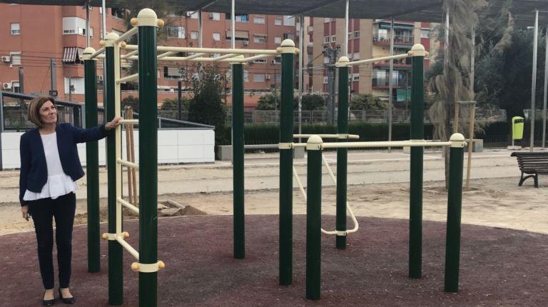 CINCO IDES DE VALÈNCIA INCORPORAN ELEMENTOS PARA PRACTICAR NUEVOS DEPORTES URBANOS