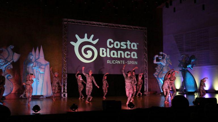 Costa Blanca promociona sus fiestas populares