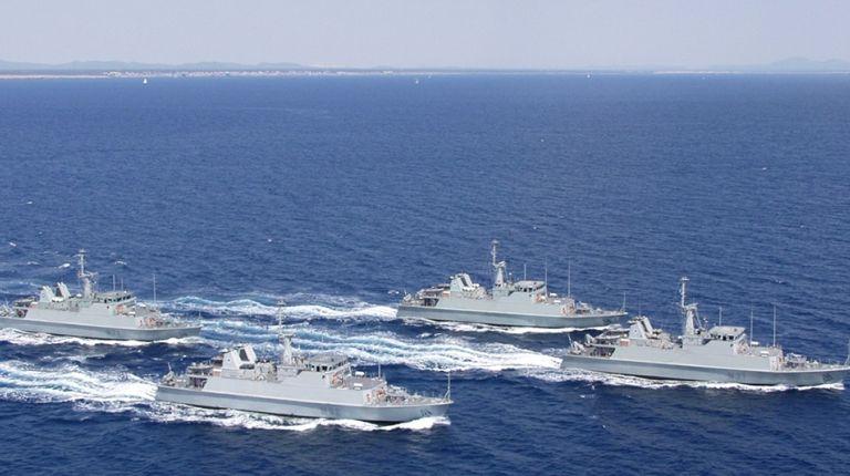 Cuatrocazaminas de la Armada Española podrán ser visitados durante su atraque en Santa Pola
