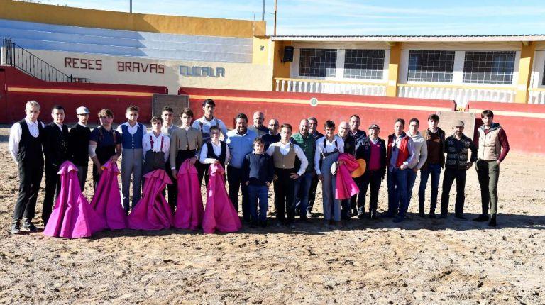La Escuela Taurina de la Diputación de Castellón finaliza el curso