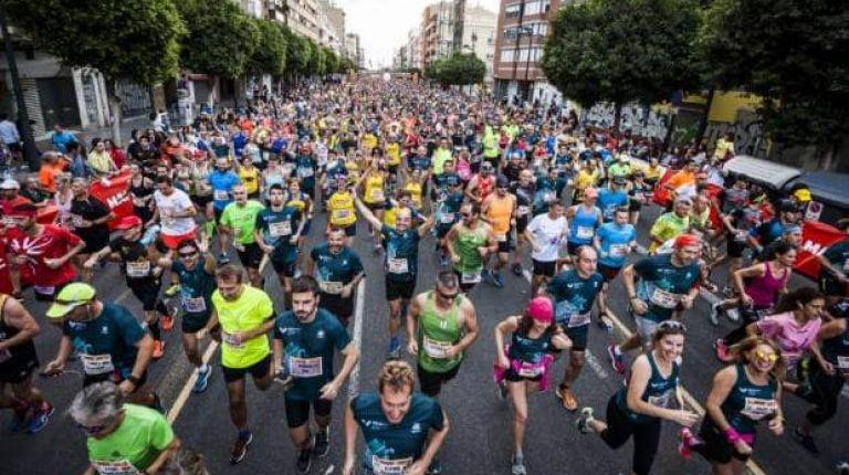 El Medio Maratón de Valencia estrena trazado
