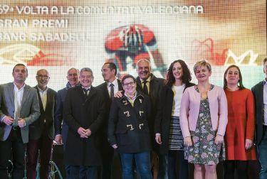 Se presenta la 69ª Edición de la Volta Ciclista a la Comunitat Valenciana
