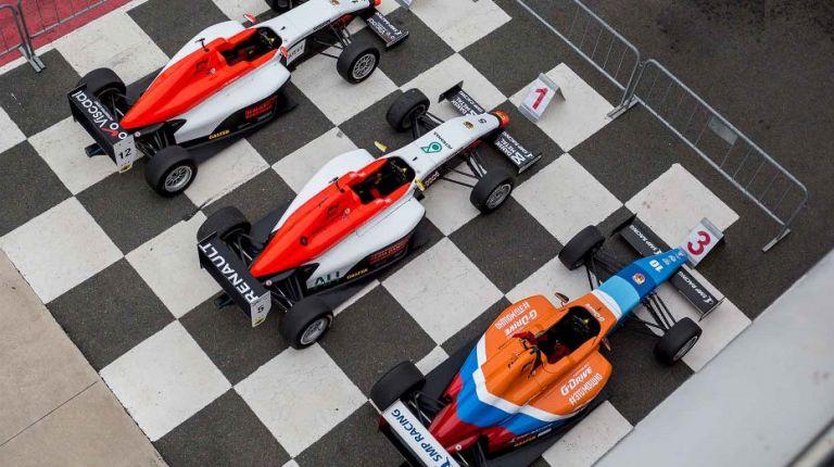 Campeonato de España de Fórmula 4 y celebración de la Clio Cup en Cheste