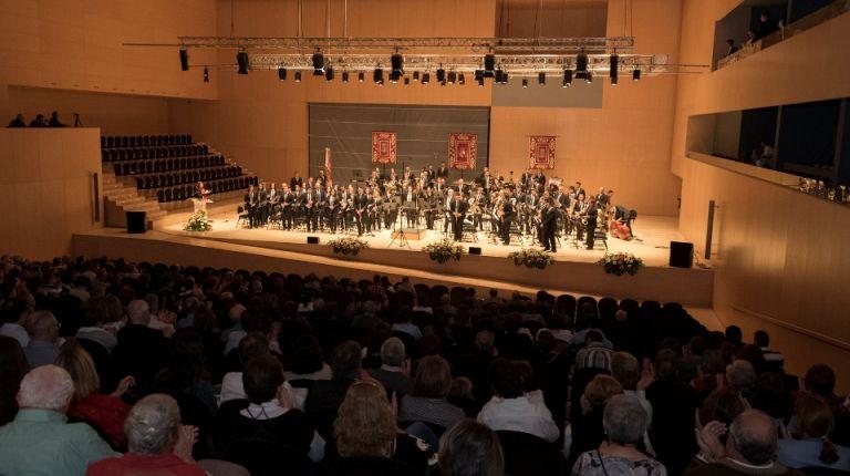 XLI Certamen Provincial de Bandas de los días 28 y 29 de abril en Castellón